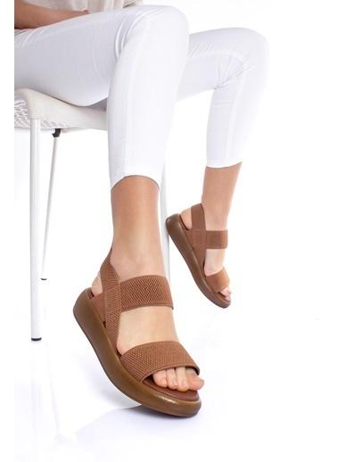 MODAGON Sandalet Taba